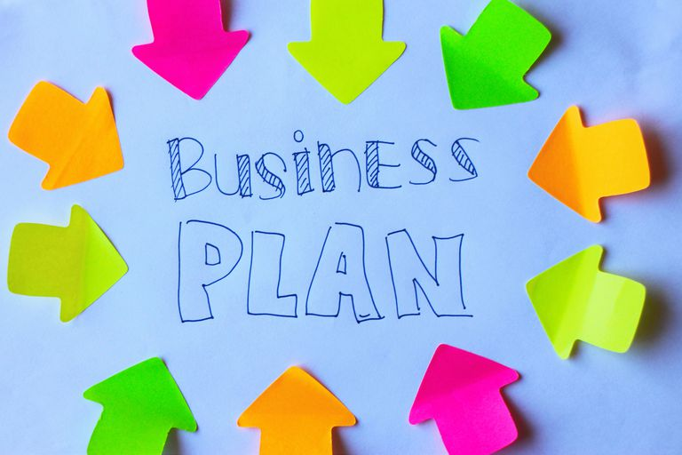 Who can help make a business plan