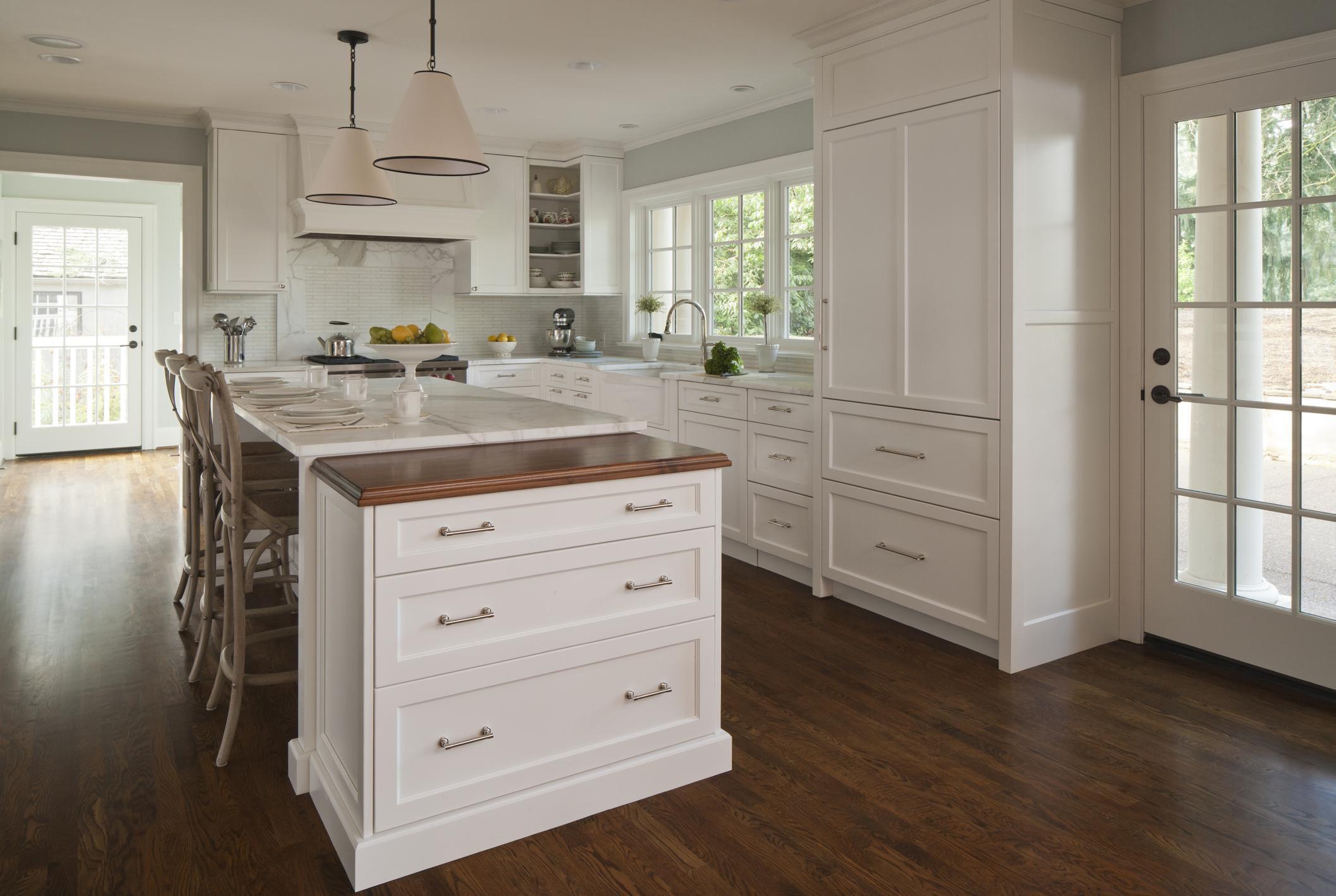 Unique Kitchen Island Ideas
