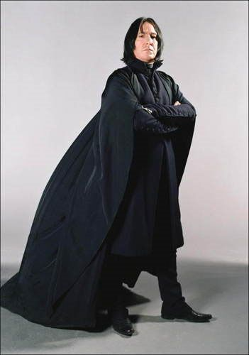 Make your own diy harry potter costumes how to severus snape costume solutioingenieria Gallery