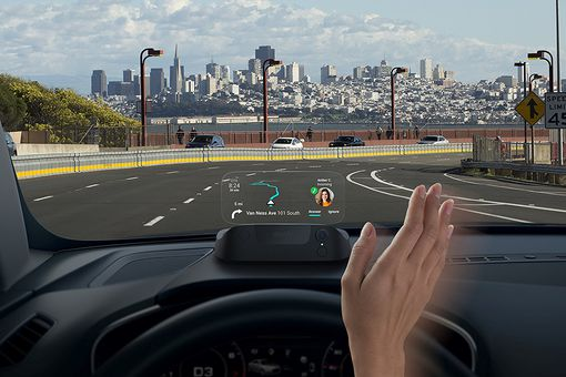 Navdy – Heads Up Display