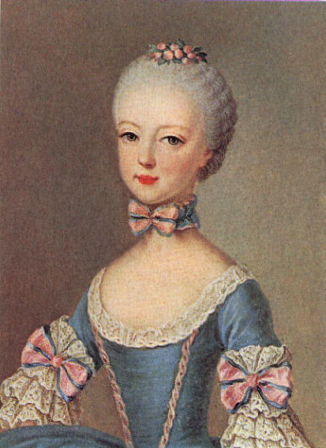 Marie Antoinette - 1762