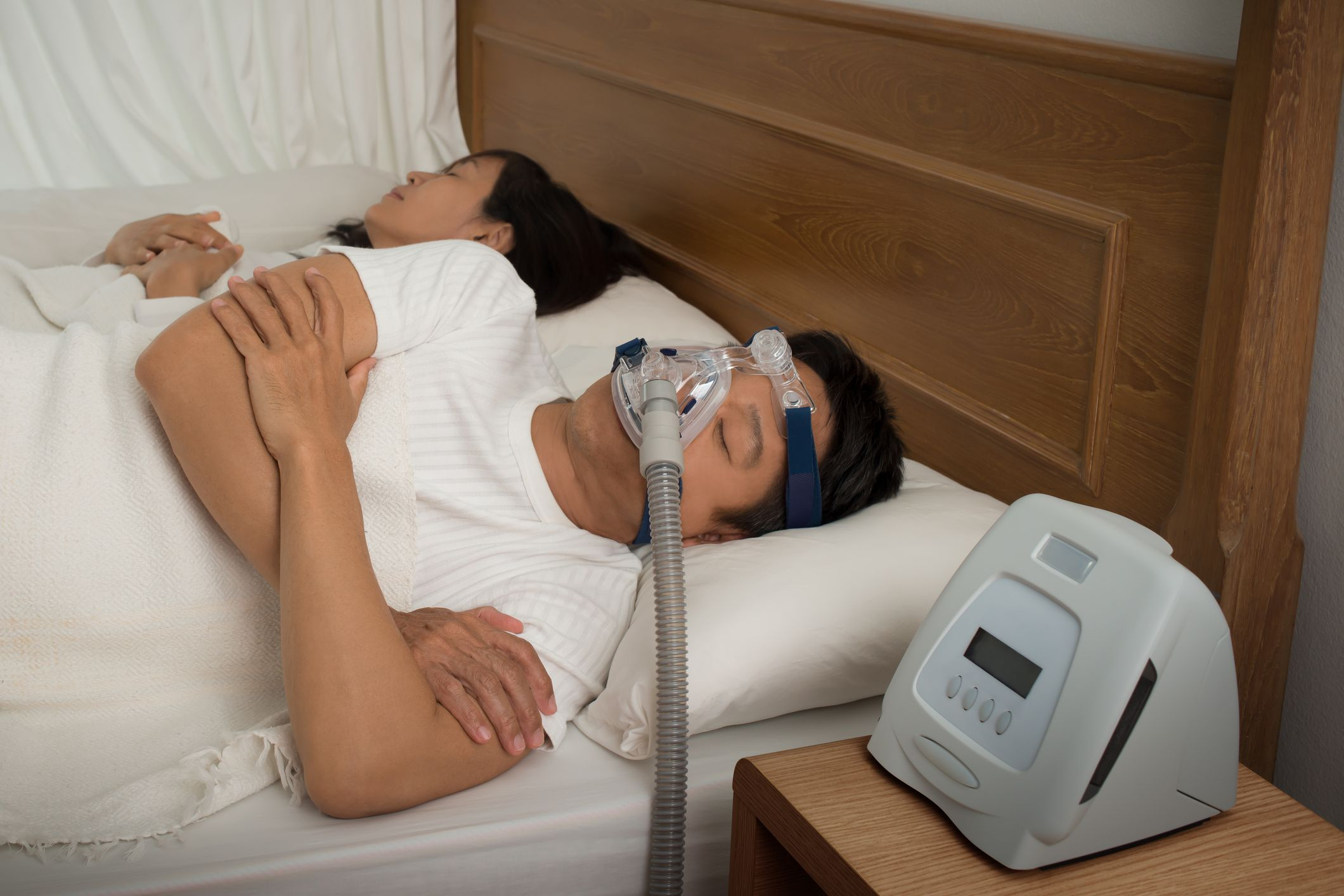 CPAP Therapy and How It Treats Sleep Apnea