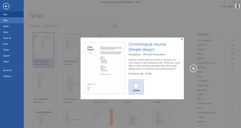 microsoft s best free resume templates or printables