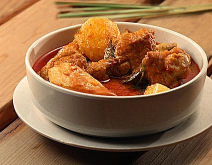 Northern Thai Chicken Curry