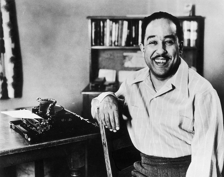langston hugh s bop Bop is a style of jazz also popular at that time, and bach refers to the classical composer theme for english b: langston hughes center for civic reflection.