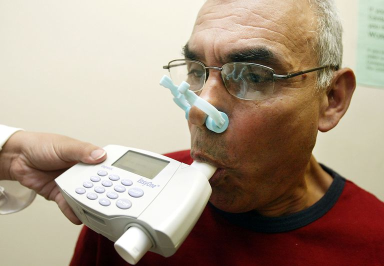 Picture of Spirometer