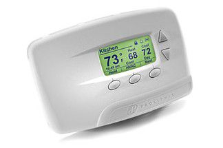IP or Internet controlled tehrmostat