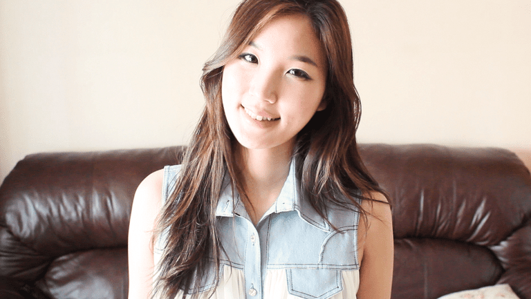 Korean beauty blogger YellowyCream
