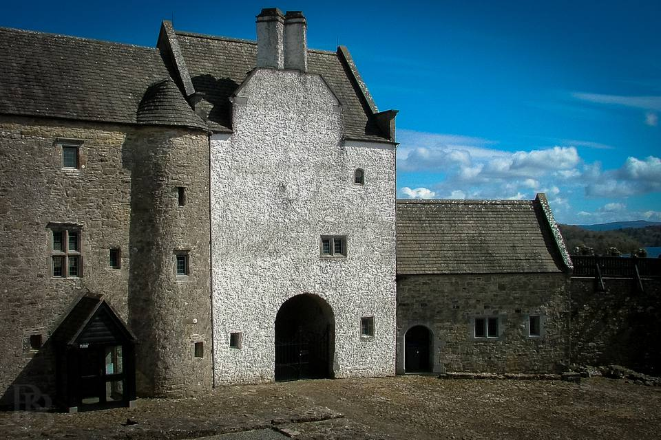 Parke's Castle in County Leitrim, a real gem