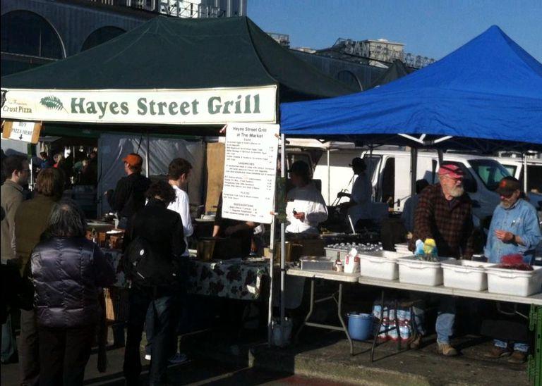 Ferry Plaza Farmers Market San Francisco