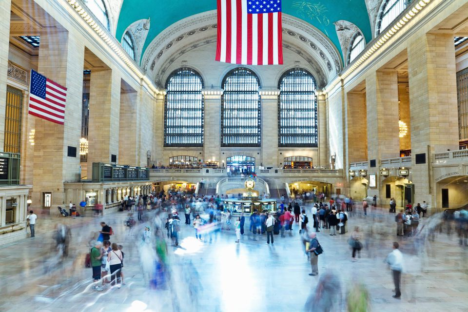 Grand Central Station, New York City Grand