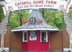 Catskill Game Farm Picture - Catskill NY