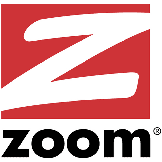 Picture of the Zoom logo