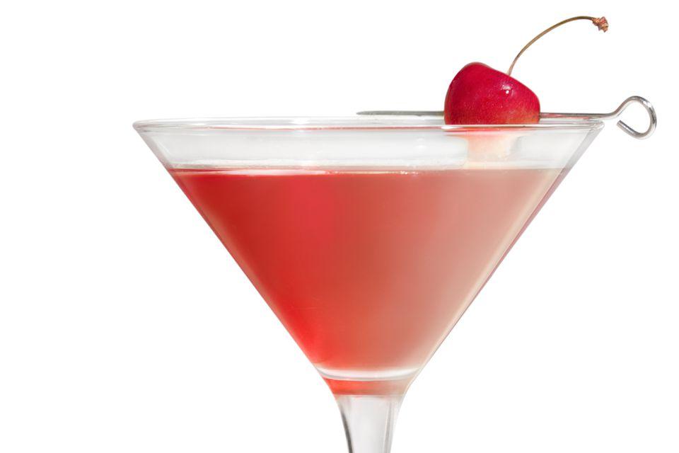 Black Cherry Breezer Cocktail