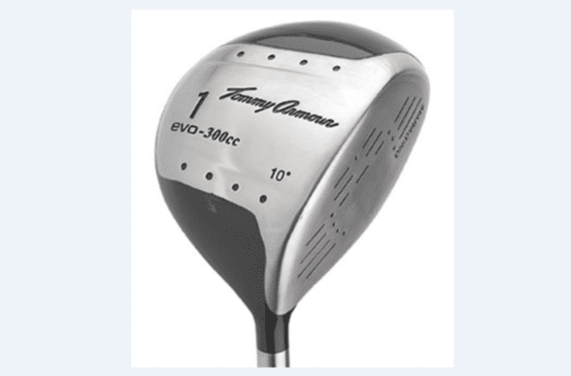 Tommy Armour EVO driver