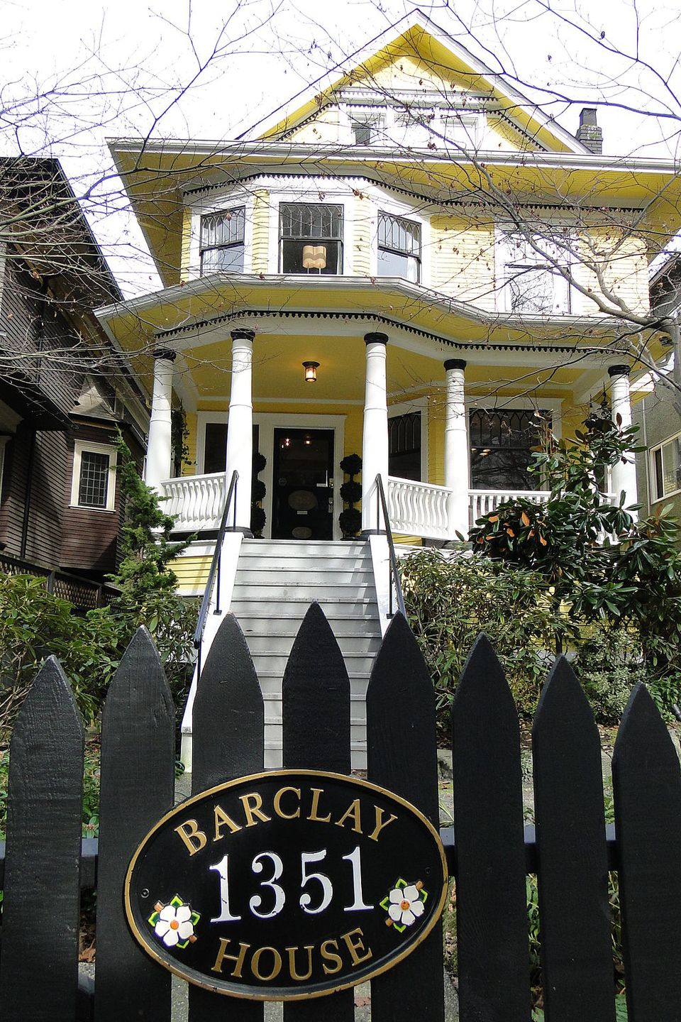 Gay Bed And Breakfast Vancouver Canada