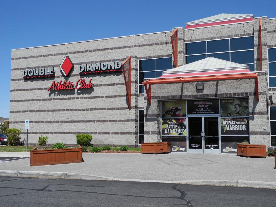 Double Diamond Athletic Club, Reno, Nevada.
