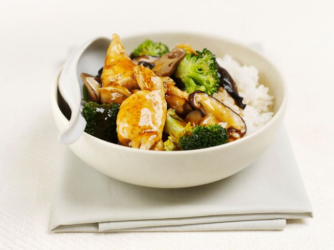Chinese Chicken with oyster sauce recipes