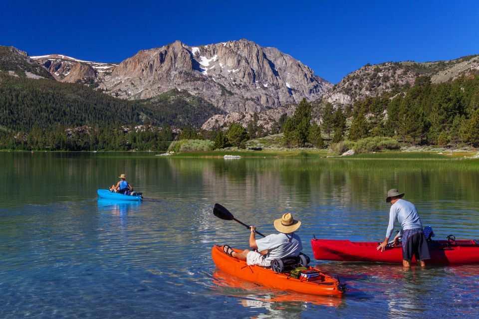 June Lake, California