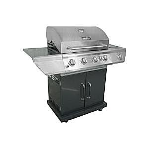 Nexgrill 4-Burner with Side and Rear Burner Model# 720-0670C