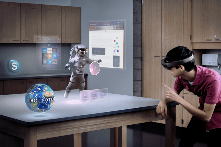 hololens features