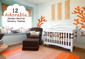 13 Adorable Nursery Themes for Gender-Neutral Rooms