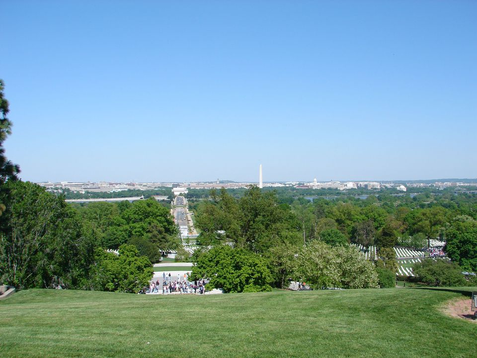Arlington national cemetery photos in washington dc for Buy house in dc