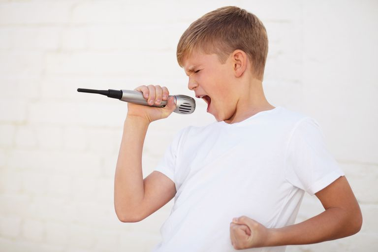 Singing with conviction