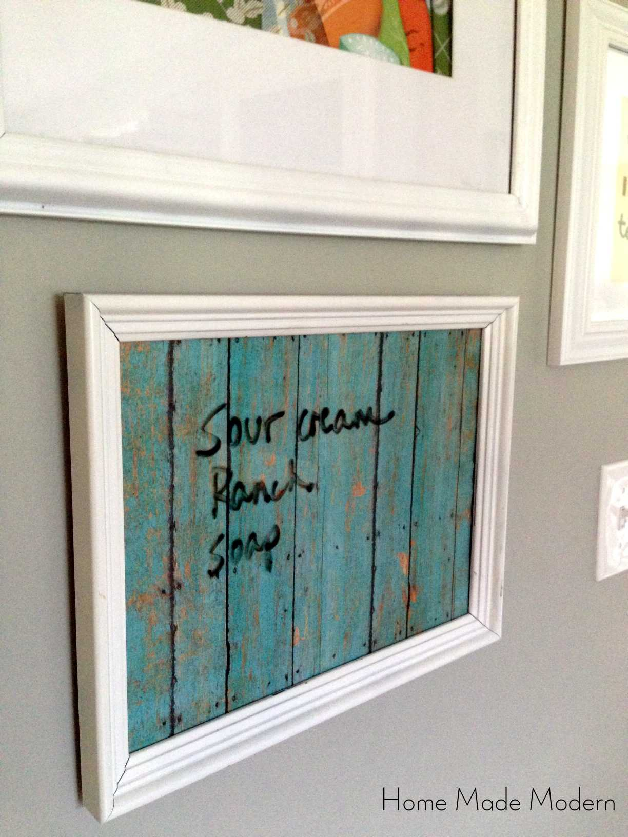 Creative ways to repurpose old picture frames jeuxipadfo Choice Image