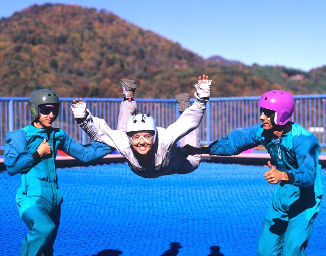 Carolina Motorsports Park >> Indoor Skydiving and Wind Tunnels in North Carolina