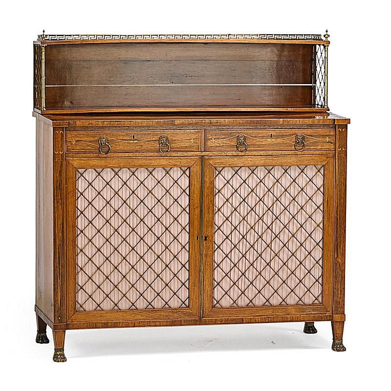 Soundalike Antique Furniture  R gence Vs  Regency. Know Your Furniture Leg Styles