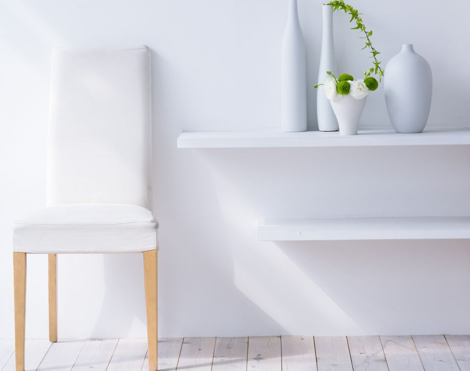 Easy feng shui tips decorate your house with white for How to decor your house