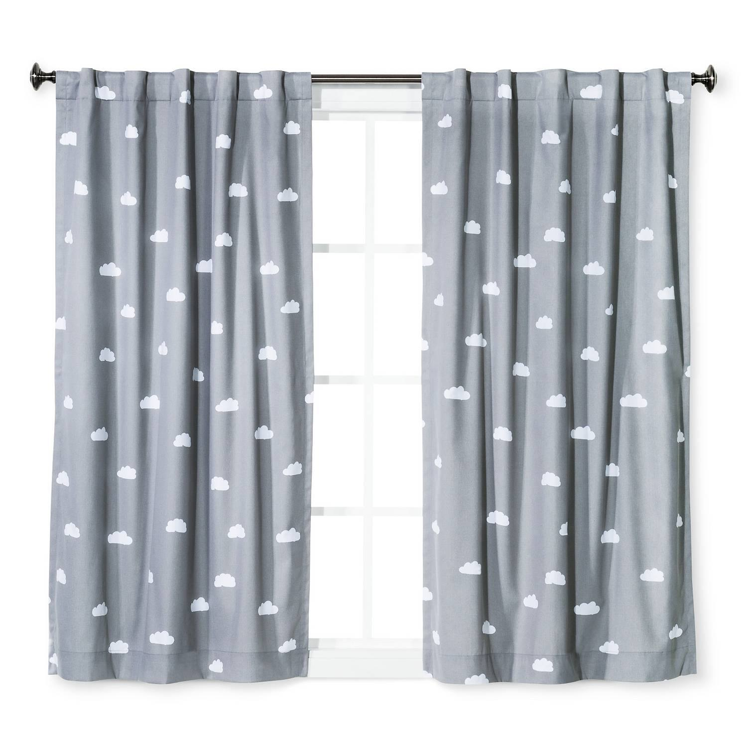 standard drape panel to fashions curtains home lengths amazon dp com darkening braiden elrene hang inch how hanging window guide drapes room