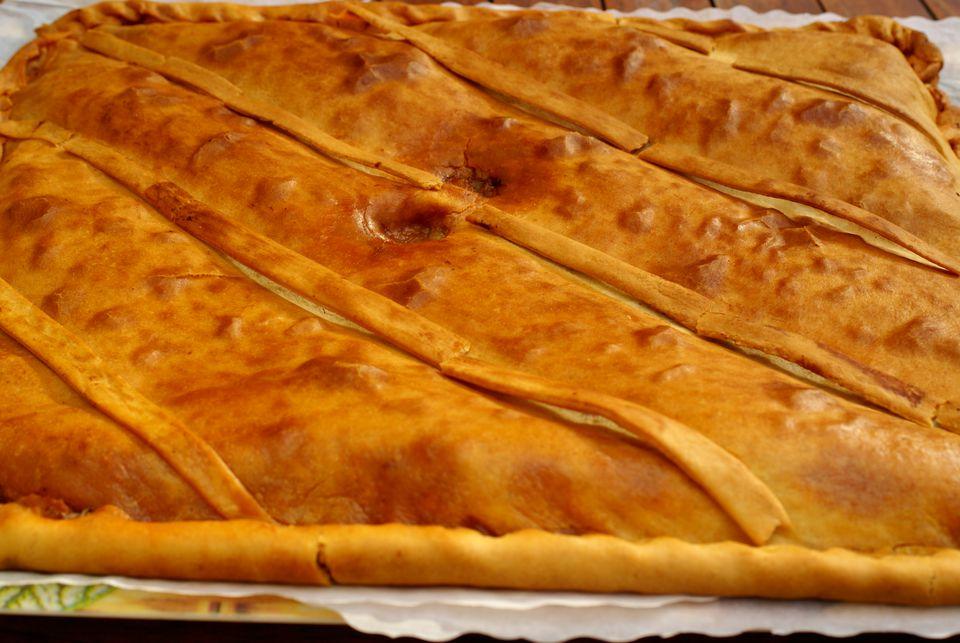 Empanada Gallega de Bonito