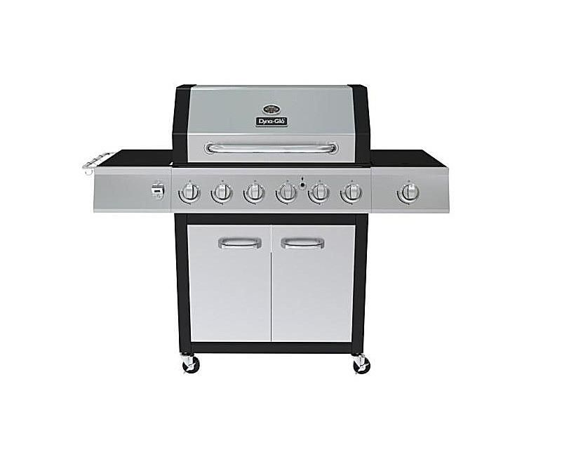 Dyna Glo 6 Burner Model Dgf600ssp Gas Grill Review