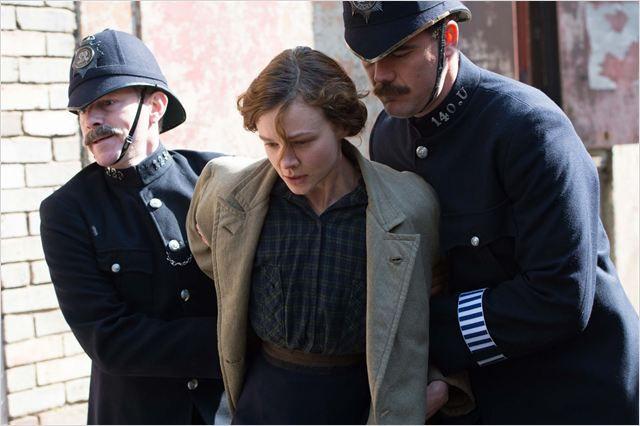 Una imagen de la película 'Sufragistas'.