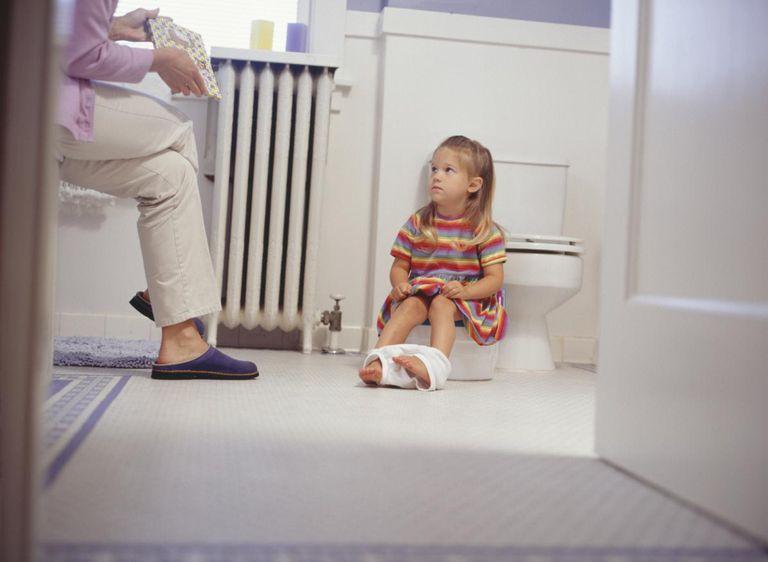 potty training help