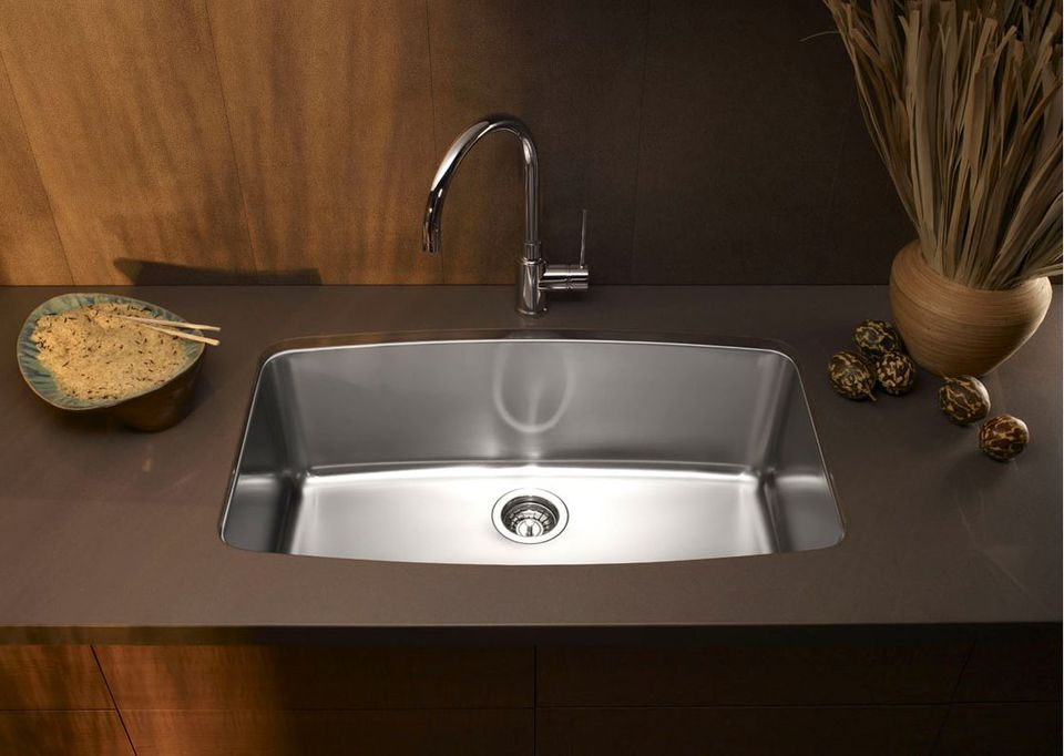 Popular Stainless Steel Kitchen Sinks