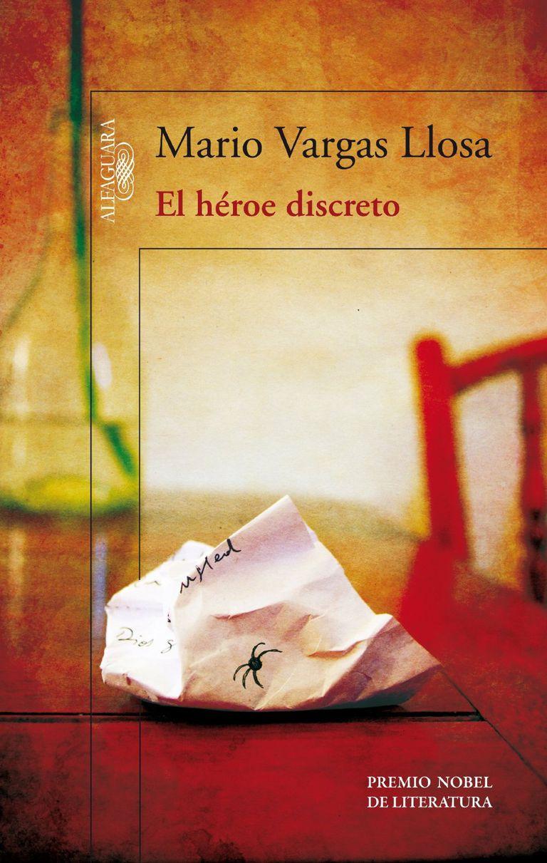 El héroe discreto, de Mario Vargas Llosa
