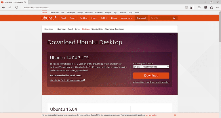How To Install Ubuntu Linux On Windows 10