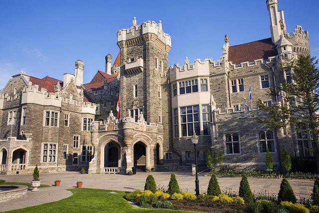 Casa Loma, Toronto, Ontario