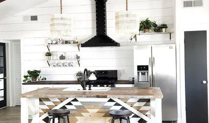 Rustic Modern Farmhouse Design Ideas