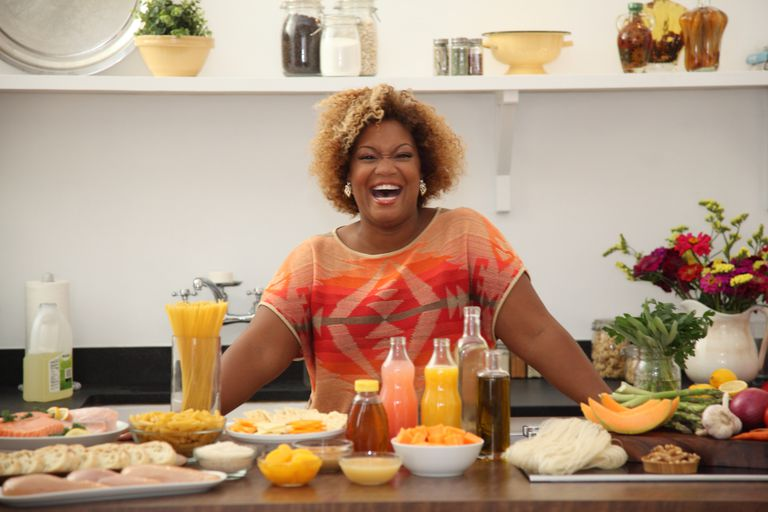 Sunny Anderson In The Kitchen