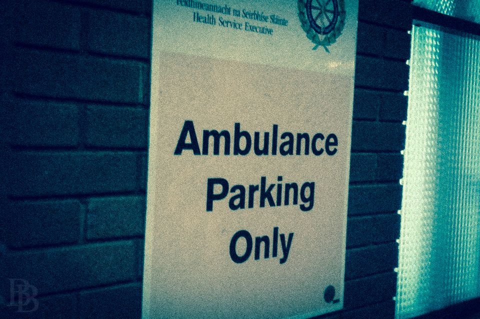 Vaccination before travelling to Ireland may not prevent emergencies, but they may well prevent you from becoming a frequent user of a reserved parking space