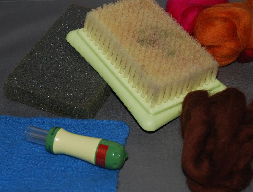 Needle Felting Supplies