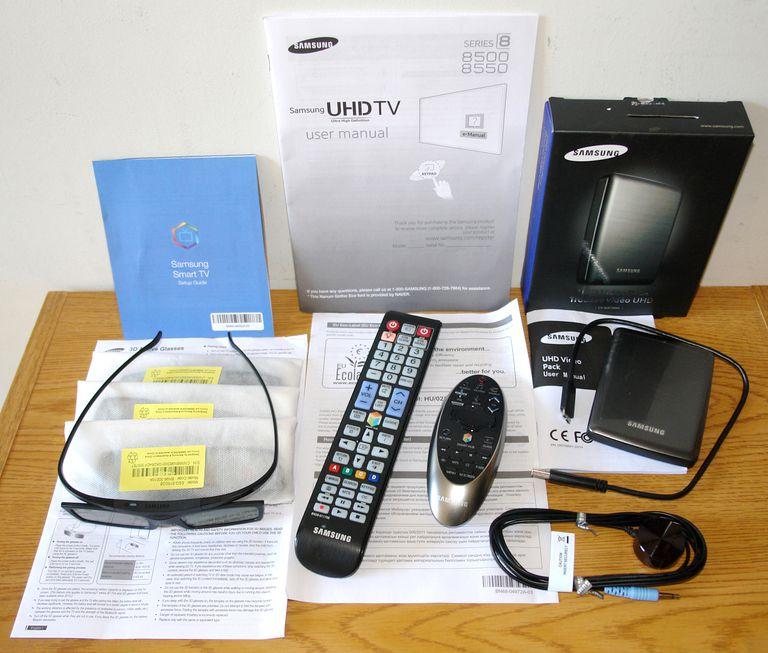Samsung UN55HU8550 55-inch LED/LCD 4K UHD TV Photos