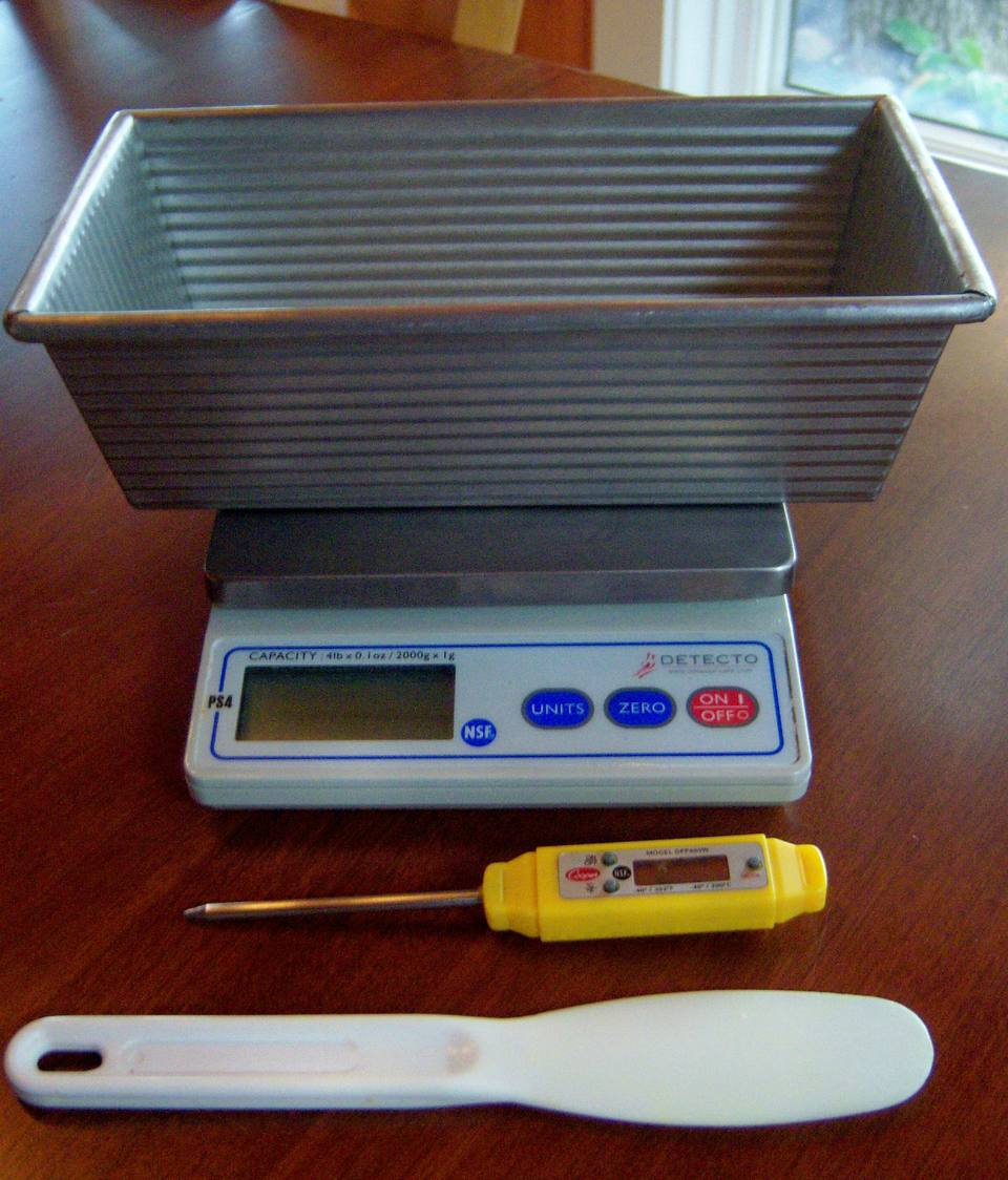 Best Kitchen Scale For Bread Baking