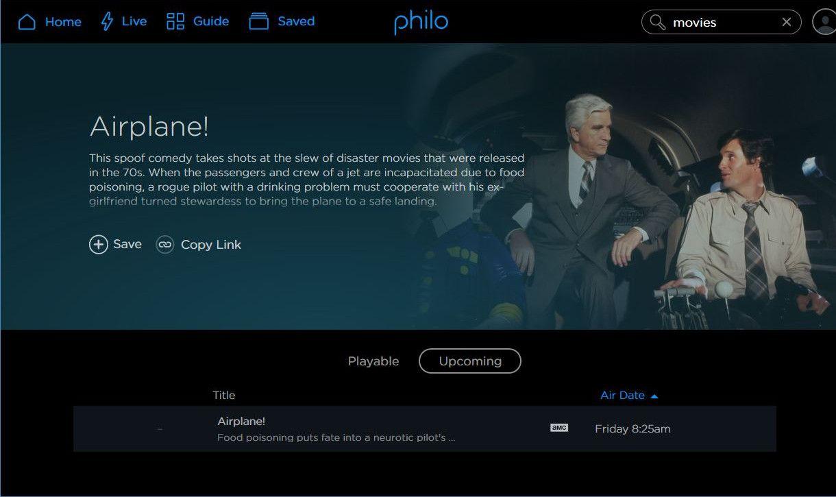 movies on philo tv
