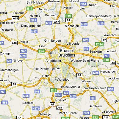 Installation Overview US Army Garrison BeneluxBrussels - Us army garrison stuttgart map