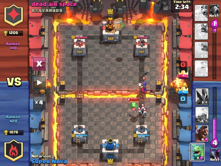 Clash Royale Watch Game